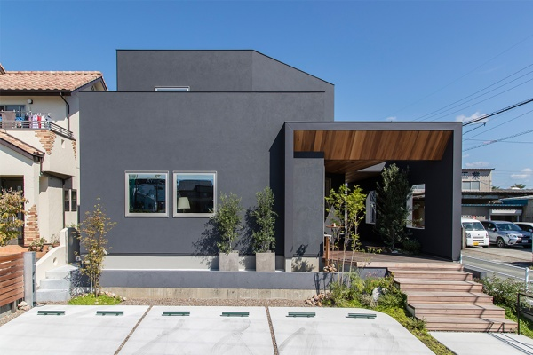 「あなたも 建築家住宅」~建築家と建てる家を、身近に、手軽に~